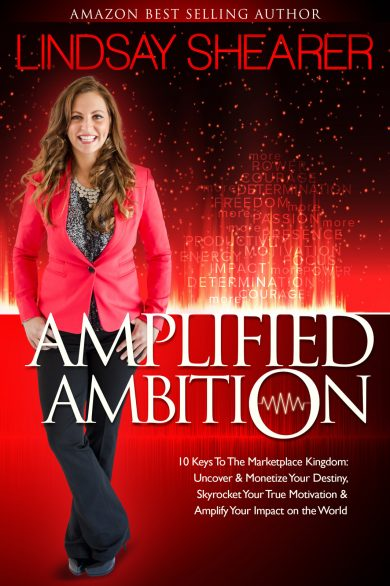 Amplified Ambition - Lindsay Shearer