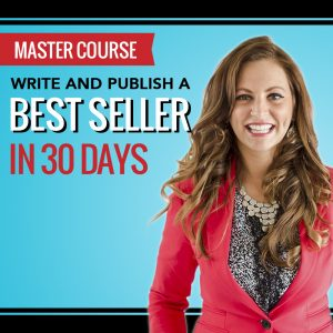 Write & Publish a Book in 30 Days