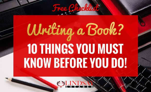 10 Things You Must Know Before Writing a Book