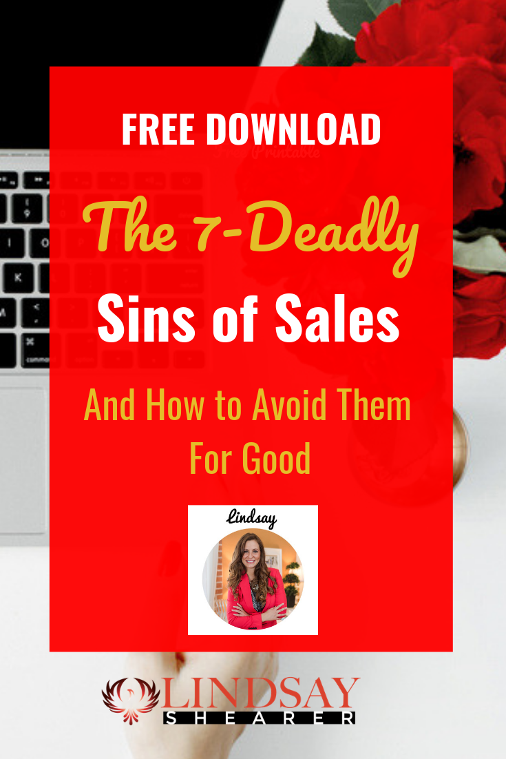 Make this the LAST time you lose a sale for some easily avoidable techniques!