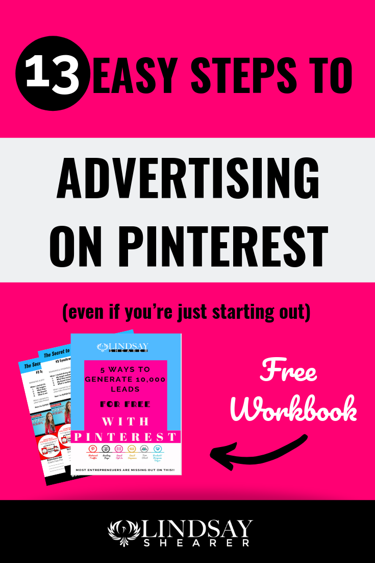 13 Easy Steps to Advertise on Pinterest