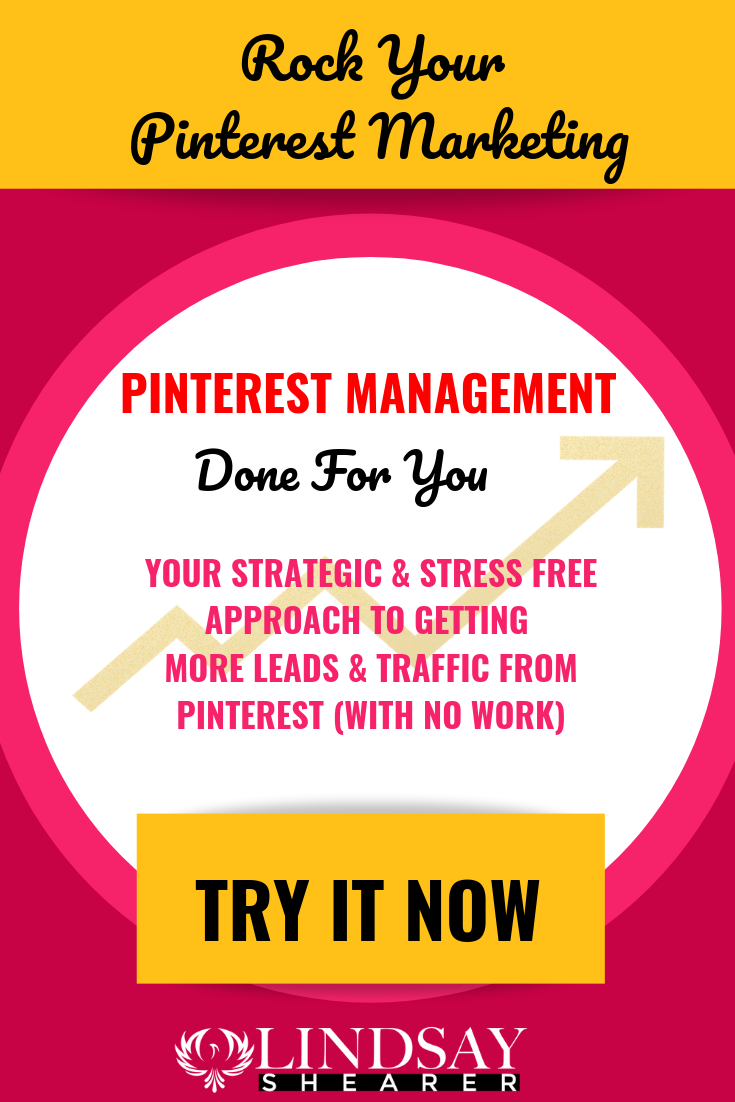 Let Us Help You Manage Your Pinterest Account