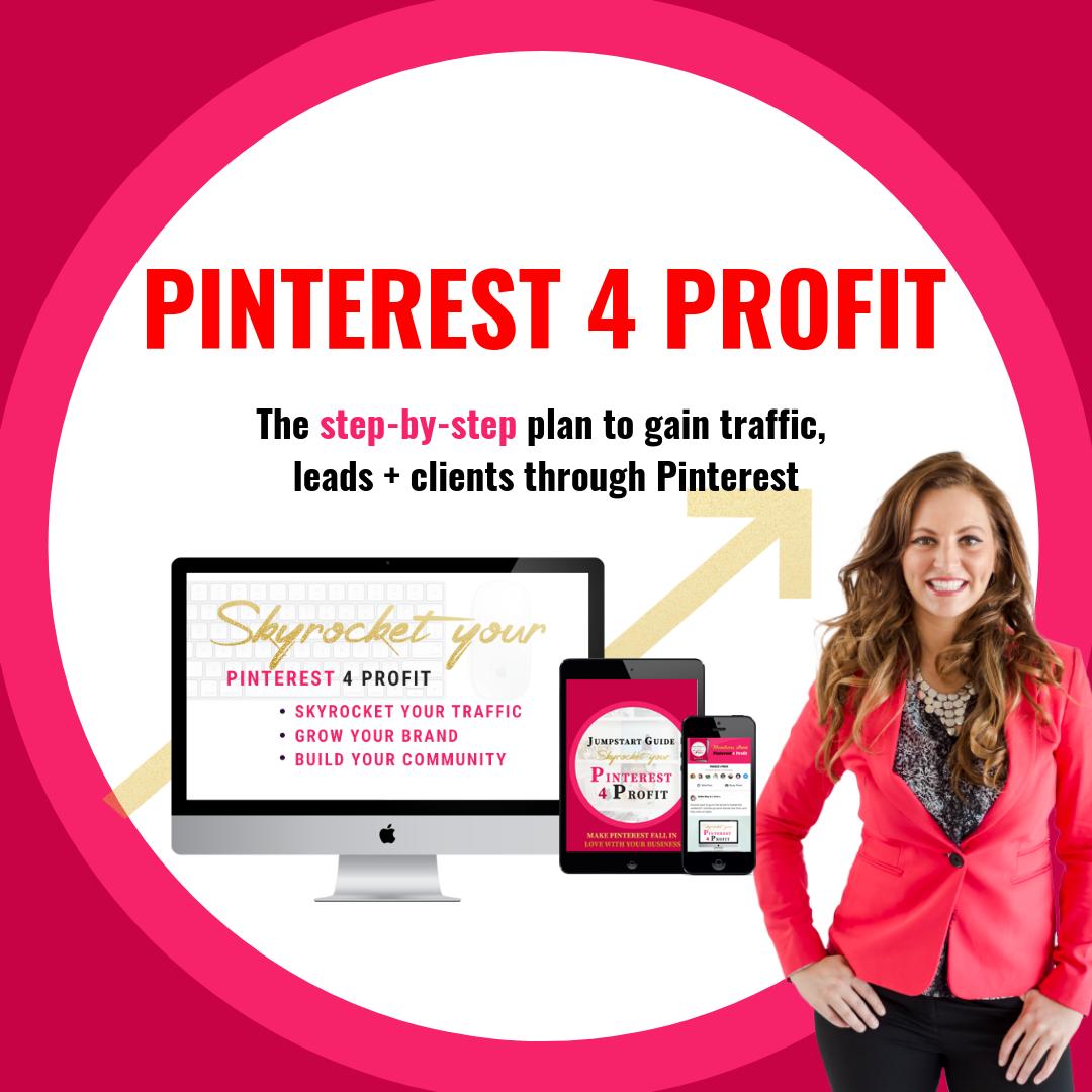 Pinterest 4 Profit