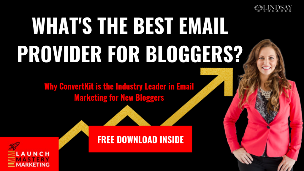 What's The Best Email Provider For Bloggers?